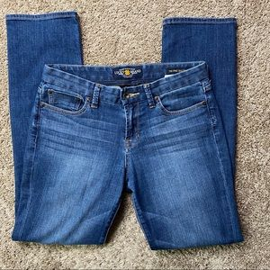 Lucky Brand The Sweet Jean Straight Jeans 8/29